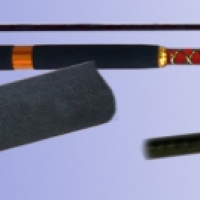 """Удилище троллинговое """"Волжанка Бриз"""" 2.4м тест до 250гр (2 секции)"""
