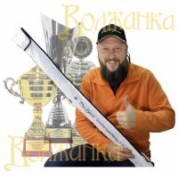 "Удилище фидер ""Volzhanka Pro Sport Dumchev 13ft 80+"" 3.9м тест 80+гр"
