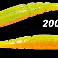 """Силиконовая приманка """"Volzhanka BigMag Shad 100"""" цвет 2007 (в упак. 5шт)"""