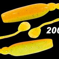 """Силиконовая приманка """"Volzhanka Sexy Bleak 110"""" цвет 2007 (в упак. 5шт)"""