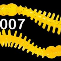 """Силиконовая приманка """"Volzhanka Goauld 80"""" цвет 2007 (в упак. 8шт)"""